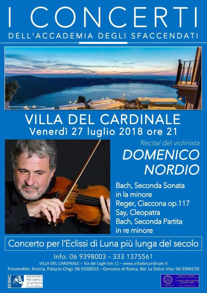 Rocca di Papa: 27 luglio concerto degli Sfaccendati