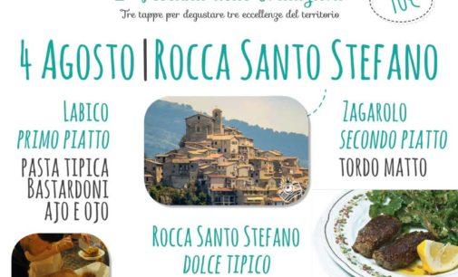 """""""Itinerando"""", al via il 1° Festival delle tradizioni gastronomiche"""