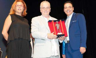 """Teatro Parioli: successo della XXII edizione del Premio """"Apoxiomeno Award"""""""