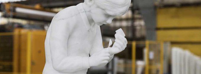 In anteprima le opere  del Premio Fondazione Henraux