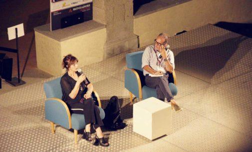 Laura Morante ha presentato il suo primo lavoro letterario