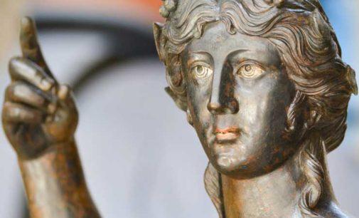 Il patrimonio di Ercolano in mostra al Planetario delle Terme di Diocleziano