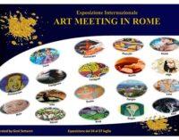 ART MEETING IN ROME
