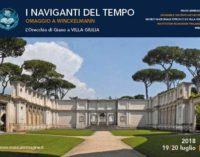 I naviganti del Tempo: a Villa Giulia