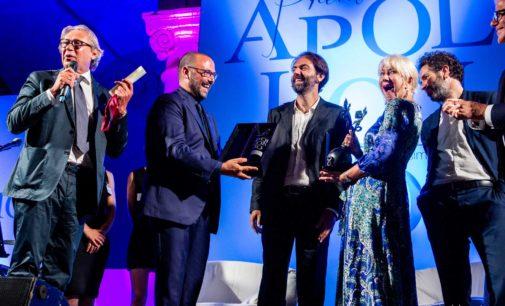 Appello di Helen Mirren, premio apollonio 2018, per gli ulivi pugliesi