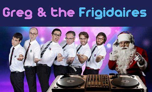 Greg and the Frigidaries in concerto  Venerdì 13 luglio 2018 a Frascati