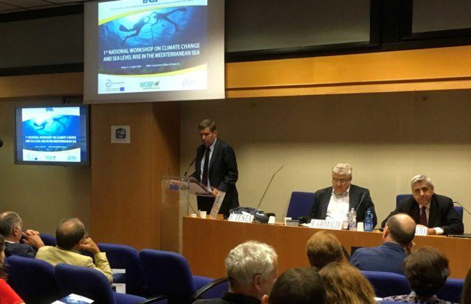 Clima: ENEA, sette nuove aree costiere a rischio inondazione in Italia