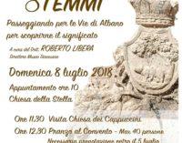 """Albano Laziale, domenica 8 luglio """"Segni & Stemmi"""" fra le vie del centro"""