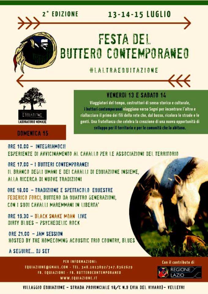 II Festa del Buttero Contemporaneo