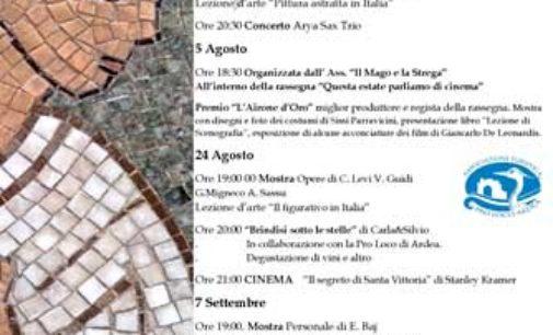 "5° Festival ""domus ""Danae"""