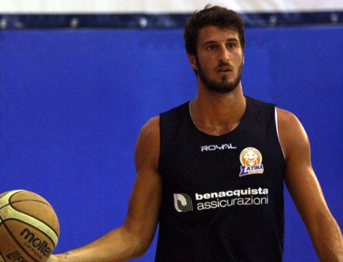 Basket: serie B; La Virtus Valmontone conferma anche Pierangeli