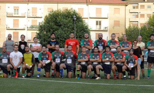 Lirfl (rugby a 13), i Gladiators s'inchinano all'Aquila: «E' stato un onore sfidare una simile squadra»