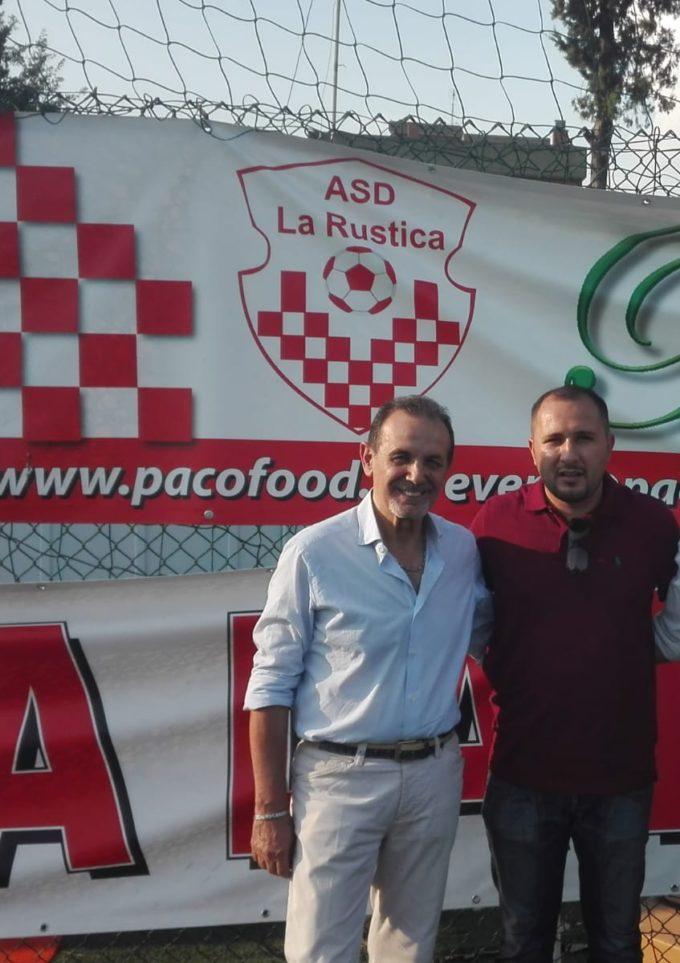 La Rustica (calcio), Gianluca Mansueto è il nuovo ds del settore giovanile. Staff tecnico al completo