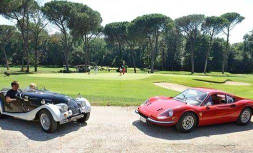 BMW Golf & Classic Car: i risultati della I edizione nella sfida sui green dell'Olgiata