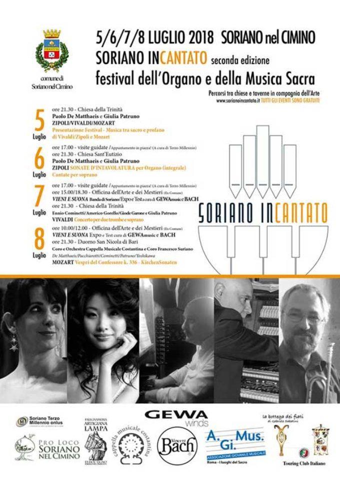 """Festival """"Soriano Incantato"""""""