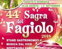 Sutri (VT) in festa per la Sagra del fagiolo regina – 25/26 ago e 1/2 sett