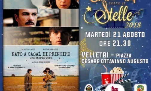 Al 'Cinema Sotto le Stelle' a Velletri