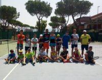"""Tc New Country Club Frascati (tennis), Molinari: «La novità """"Hot stage""""? Appuntamento da ripetere»"""