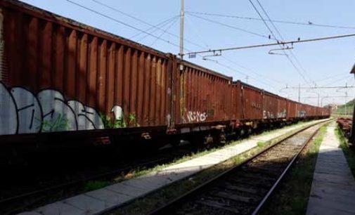 Rifiuti a Roma, Legambiente denuncia: treno della vergogna con 700 tonnellate di rifiuti