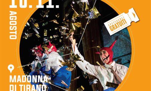 Tirano, 5 agosto 2018  MAGICO CROCEVIA 5° edizione del Festival ancora più magica