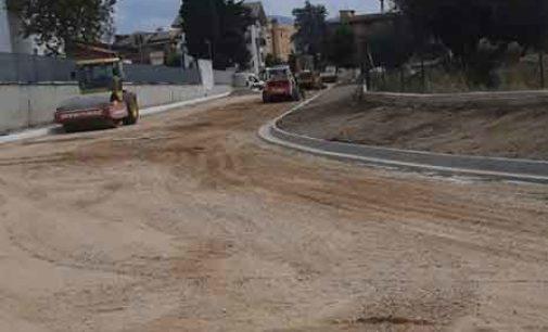 Albano Laziale, in corso i lavori per la realizzazione del sottopasso ferroviario di Pavona