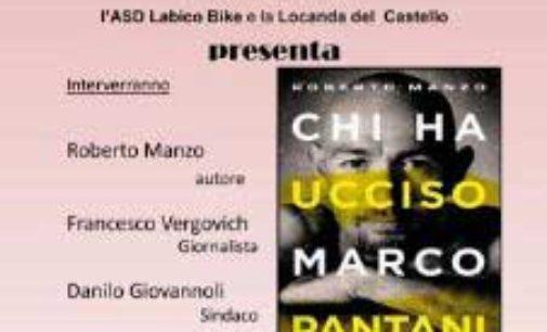 Il Novecento dello sport: a Labico presentazione del libro su Marco Pantani
