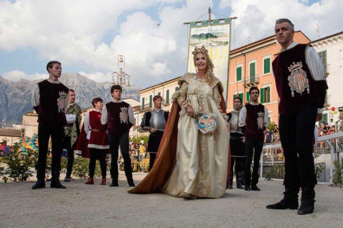 Da tutto il mondo a Sulmona per l'unica Giostra Cavalleresca d'Europa