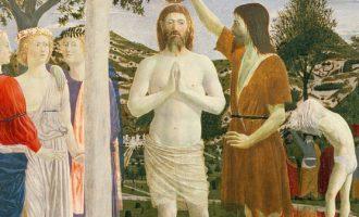 La Vergine di Petrella Guidi e quello sguardo…