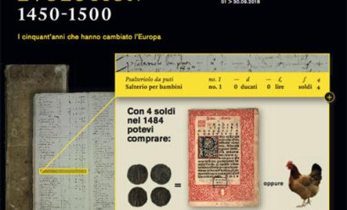 La rivoluzione della stampa in Europa: da Oxford a Venezia in mostra