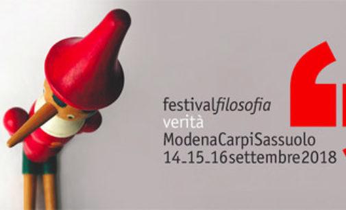 Festival filosofia 2018: Vero, finto, falso. Dal 14 al 16 settembre a Modena, Carpi, Sassuolo