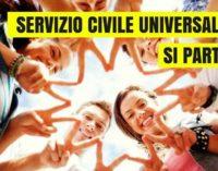 Giovani Energie, il Servizio Civile Nazionale Universale 2018 a Cori