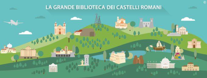 Eventi e news dalle biblioteche dei Castelli Romani dal 25 settembre al 1° ottobre 2018