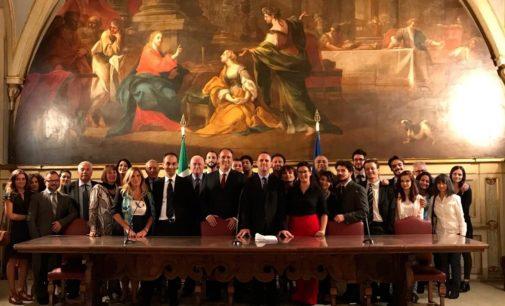 La Stagione Teatrale del Teatro di Rocca di Papa presentata in parlamento