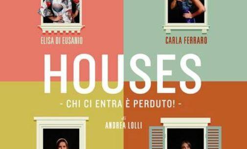 """Teatro Belli di Roma –  """"Houses"""""""