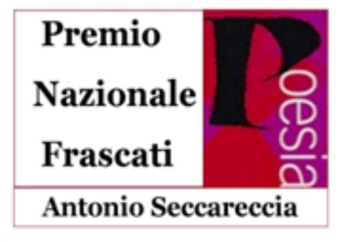 """I finalisti della 58 ma edizione del """"Premio Nazionale Frascati Poesia Antonio Seccareccia"""""""