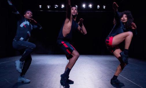 REMINDER | OGR Torino | Dancing is what we make of falling