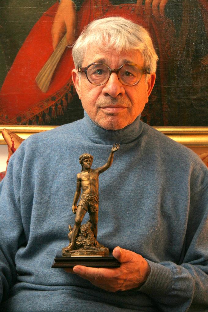 Presentato a Roma il museo Luigi Magni e Lucia Mirisola