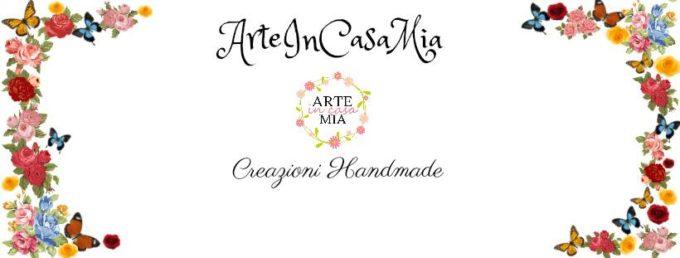 Arteincasamia: creazioni artistiche fatte a mano online