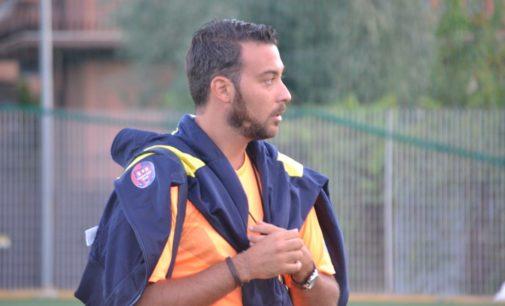 Uln Consalvo (calcio, Under 17 prov.), Del Monaco: «Ho un legame forte con questo club»