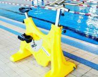 Tc New Country Club Frascati (piscina), una ghiotta novità: ecco il corso di acqua circuit