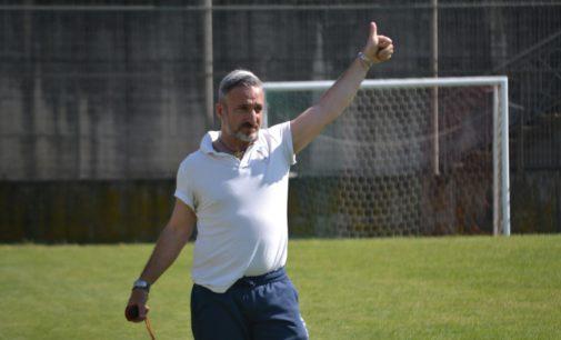 V. Divino Amore (calcio, I cat.), panchina a Lattanzio: «Fondamentale l'attaccamento alla maglia»