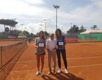 """Tc New Country Club Frascati (tennis), disputate ieri le cinque finali del """"Circuito dei Castelli"""""""