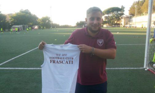 Football Club Frascati (Juniores prov.), Martella: «Possiamo provare a vincere il campionato»