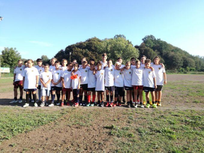 Dinamo Labico, il sogno si concretizza. Arcangeli: «Che emozione aprire la nostra Scuola calcio»