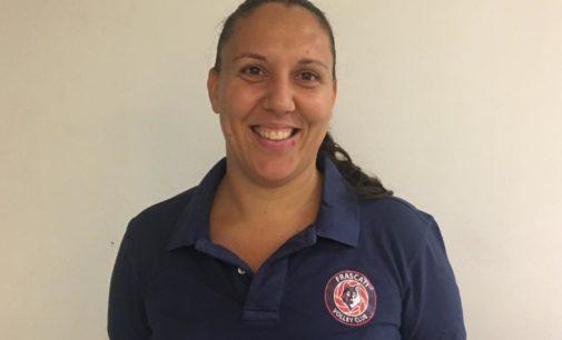 Volley Club Frascati, Flavia Mola entra nello staff tecnico: «Qui ho trovato un bell'ambiente»