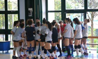 Volley Club Frascati, De Sisto: «Le prime indicazioni dalle amichevoli sono sicuramente positive»