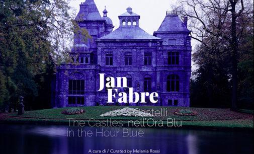 JAN FABRE I Castelli nell'Ora Blu