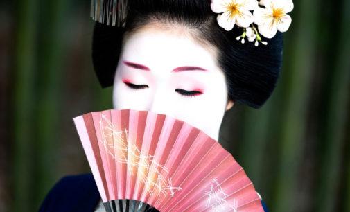 """""""Un giorno in una casa delle Geisha"""""""