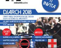 L'ARTE DI HYSTERIA ART GALLERY INCONTRA LA MUSICA DELLA DJ ARCH NIGHT 2018