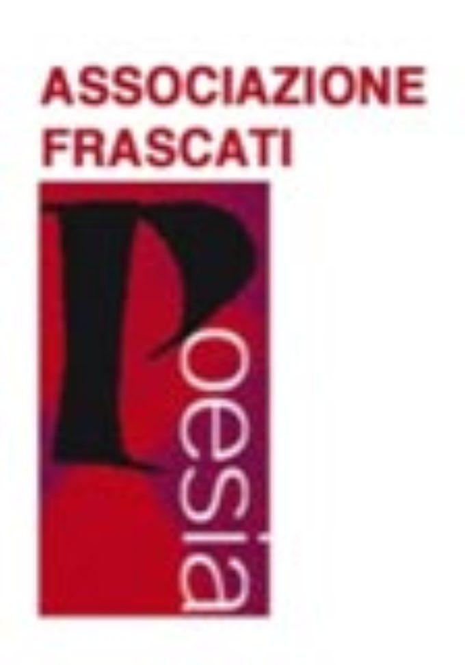 """""""PARLIAMONE IN QUINDICI MINUTI con l'Associazione Frascati Poesia"""""""